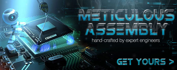 Meticulous Assembly