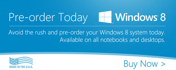 Windows® 8 Marquee